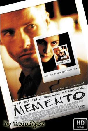 Memento [2000] [Latino-Ingles] HD 1080P [Google Drive] GloboTV