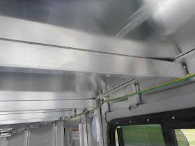 custom aluminum aluminum framed cargo trailer