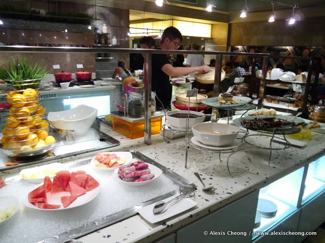 Review Buffet At Ginger Parkroyal On Beach Road: Alexis Blogs: Buffet Review: Crabs Are Back At Plaza