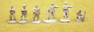 TBW 14 & 13 commanders + radioman