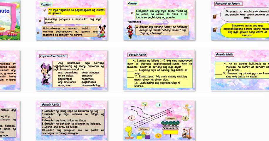 K12 reading worksheets
