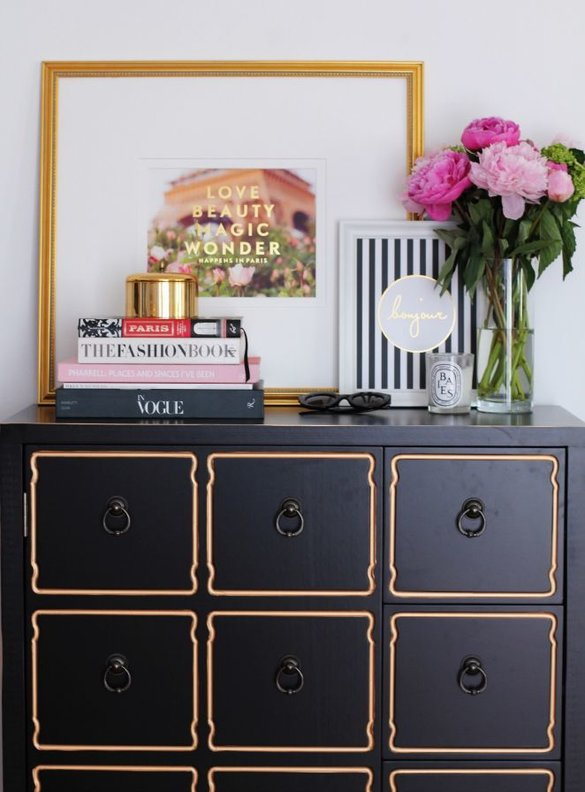 10 stylish dressers   Style loves home