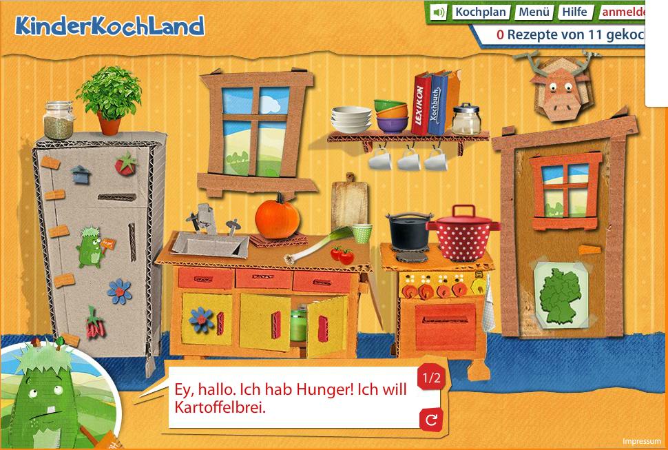 Koch Spiele Für Kinder