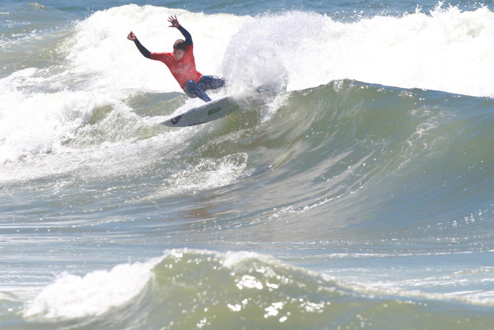 11 Luis Diaz CNY Junior Pro Espinho foto WSL Laurent Masurel