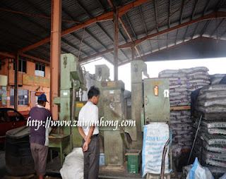 Rice Milling Machine
