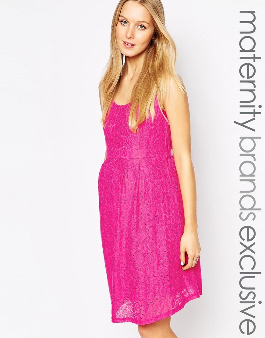 Bonitos vestidos para embarazadas de fiesta | Moda para fiesta ...