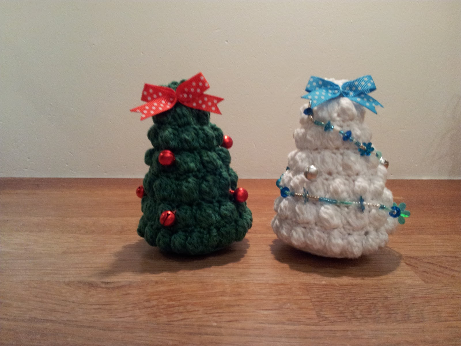 Haakbrei N Kerstboompje Haken