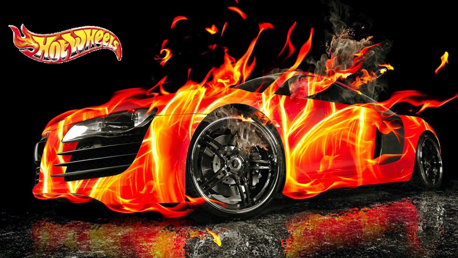 Hot Wheels Wallpaper