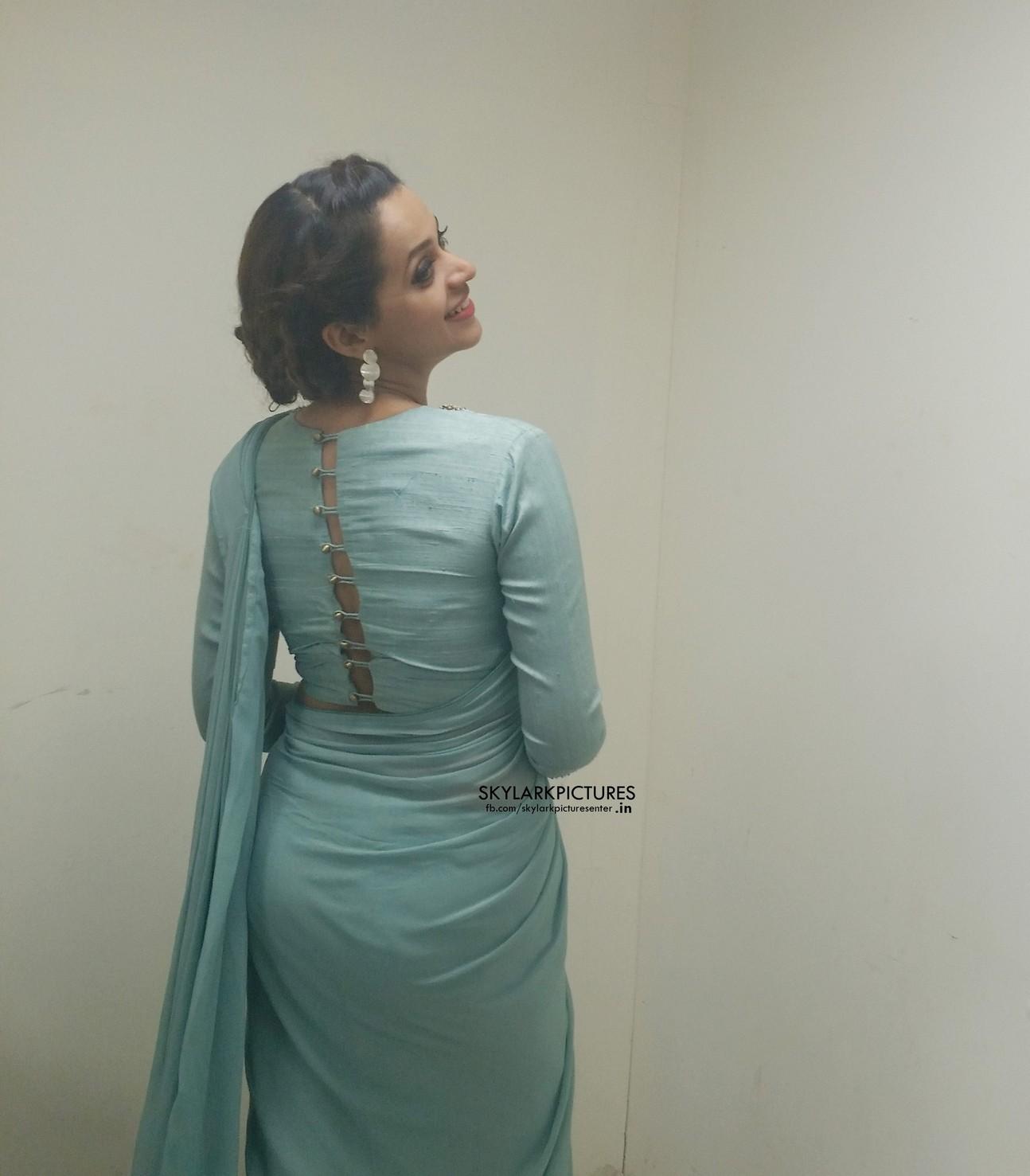 bhavana latest hot photos in saree 171 mallufuncom