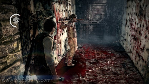 The Evil Within Highly Compressed