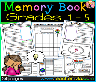 classroom-memory-book