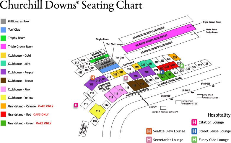 [PDF]MKTG 0167_2017 Maps Update_Seating Kentucky Derby - churchill downs seating chart