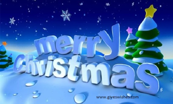 Merry Christmas Sms, Christmas Wishes And Christmas Greetings- By ...