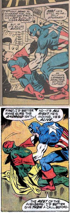 Avengers 101 Buckler