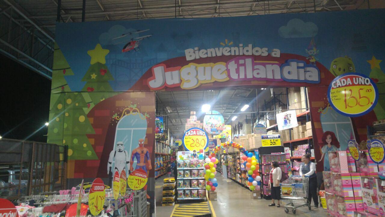 Periodico Empresarial: Descubre en Juguetelandia de Walmart el más ...