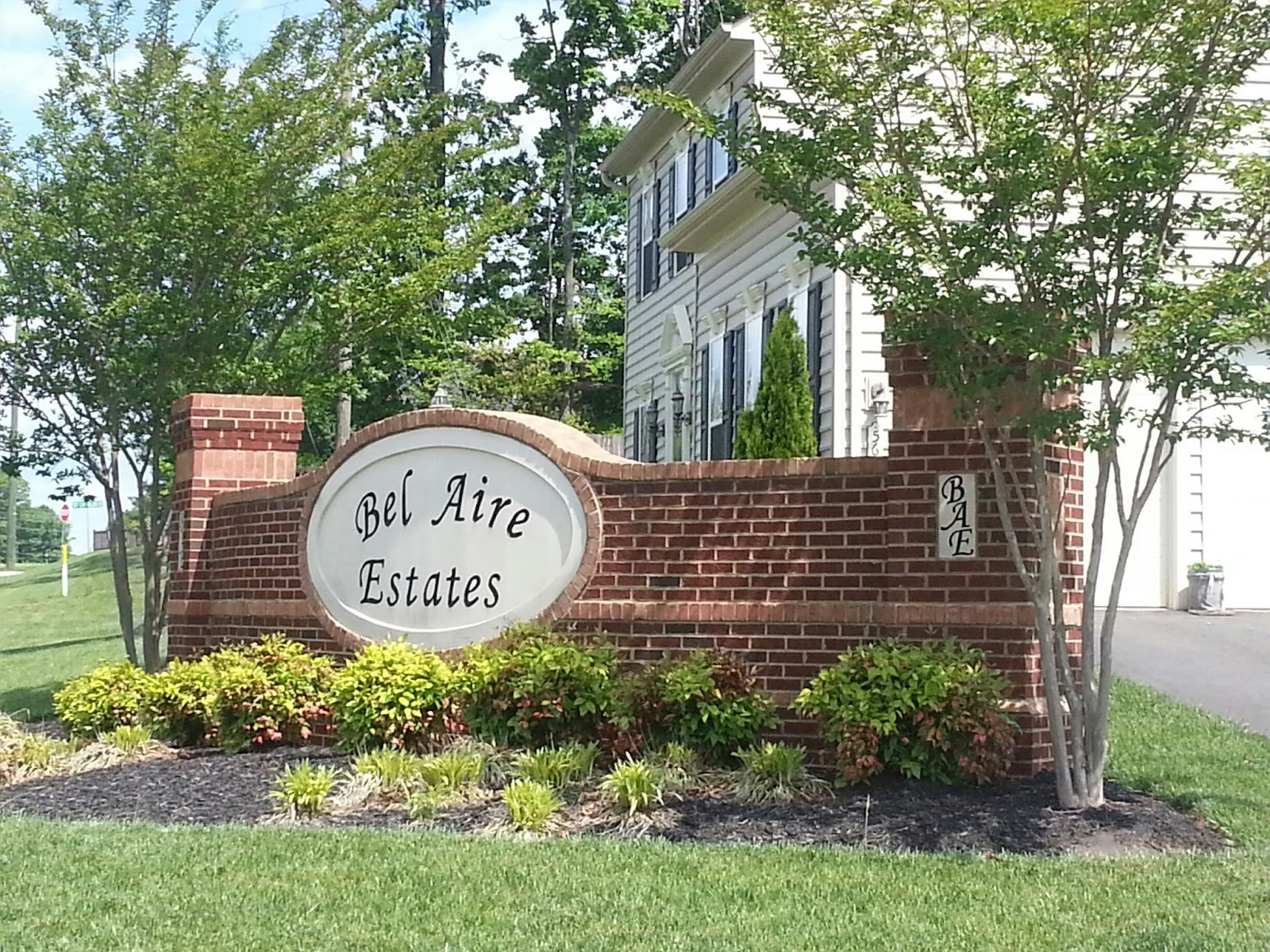 Bel Air Estates Woodbridge Va Homes For Sale