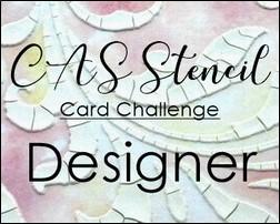 CAS Stencil Card Challenge DT