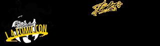 Stan Lee Los Angeles Comic Con 2017 Logo