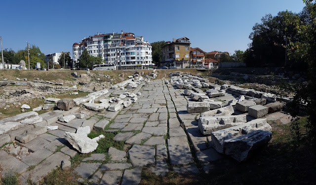 Excavations of Eastern Gate of Philippopolis in Bulgaria's Plovdiv begin