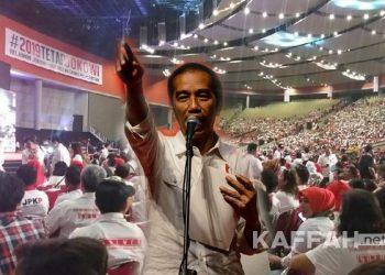 Gerindra: Jokowi Secara tak Langsung Menganjurkan Kekerasan dalam Pemilu 2019, Ini Gak Bener
