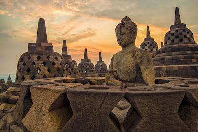 Khu di tích Borobudur