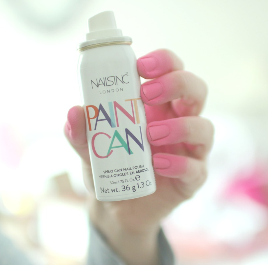 Does it work nails inc paint can spray on nail - Nails Inc Paint Can Worth The Hype