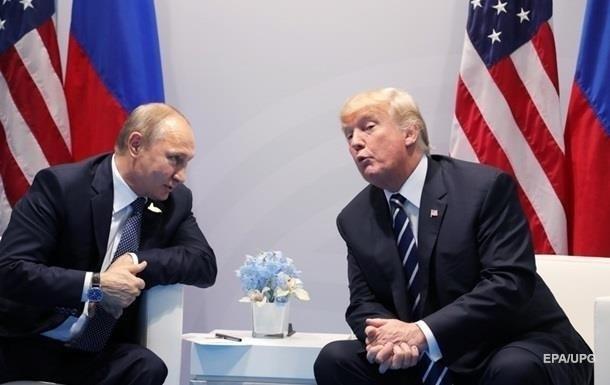Трамп готовий зустрітися з Путіним - Білий дім