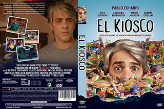 El Kiosko - Cover - DVD