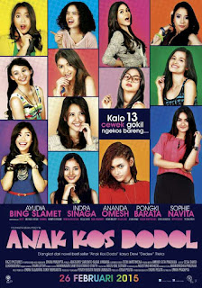 Download film Anak Kos Dodol (2015) WEB-DL Gratis