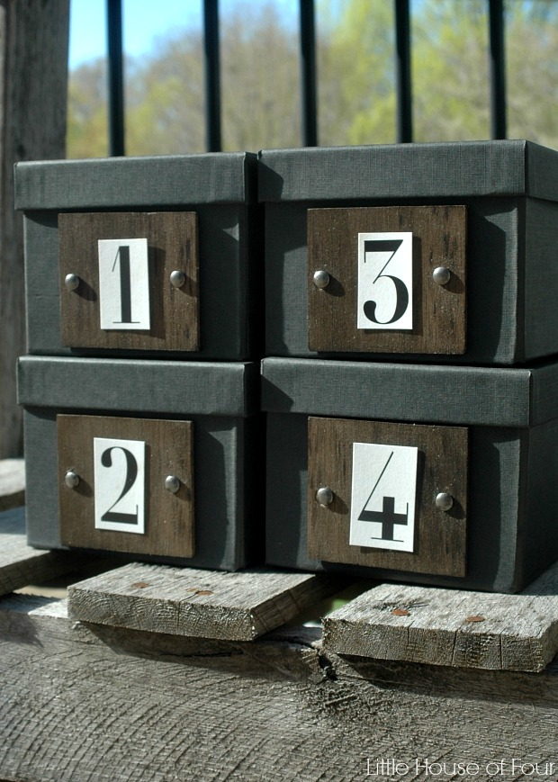 How to update inexpensive IKEA storage boxes