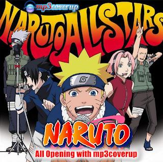 Lagu Opening Naruto Shippuden Mp3