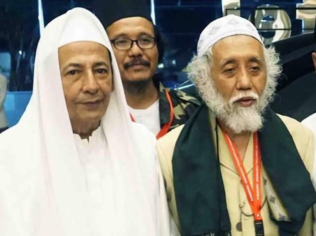 "Mufti Syafiiyah ""Abuya Muhtadi"" Keluasan Ilmunya Bagai Laut tak Bertepi"