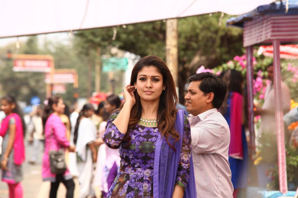 Nayanthara Pics From Good Evening Movie