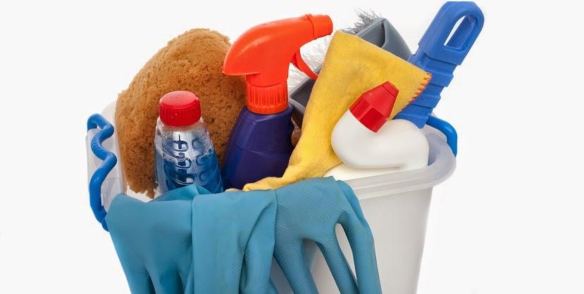 Cronograma de limpeza semanal