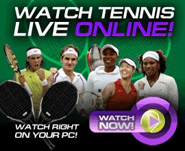 Watch Live Tennis Scores Online HD