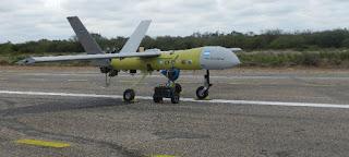 Vigia 2a, el nuevo MALE de la FAA  1