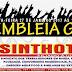 O sinthotesb convoca todos os trabalhadores filiados, para uma grande Assembleia que será realizada nesta sexta-feira 27,para tratar de assuntos de interesses da categoria.