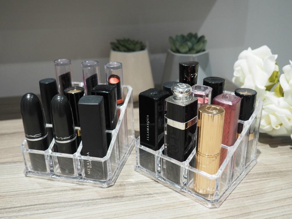 Acrylic Lipstick Organiser