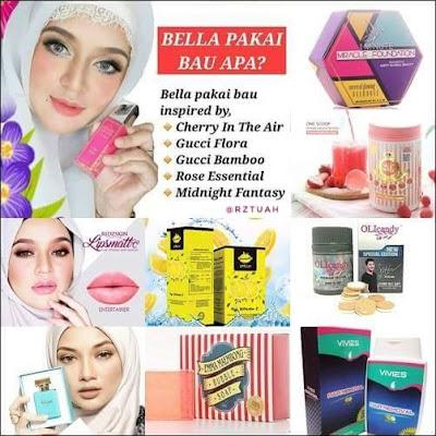 dropship produk kesihatan kecantikan