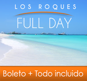 Full Day y Estadias Los Roques
