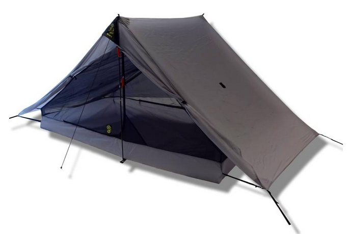 $350 USD SMD Haven Tarp / Net Tent combo  sc 1 st  Frugal Hiker & Frugal Hiker: 3F UL GEAR 2-man Lanshan 2 tent (SMD Haven Tarp and ...