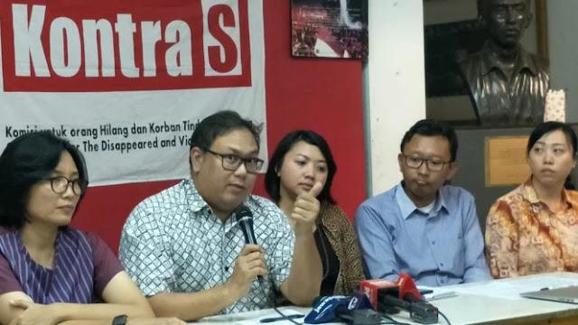Kontras Sebut Wiranto Kerap Keluarkan Usulan yang Ancam Demokrasi
