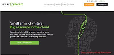 writeraccess.com se paise kaise kamaye