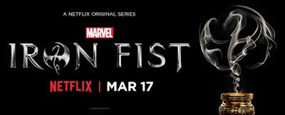 Marvel's Iron Fist Television Banner