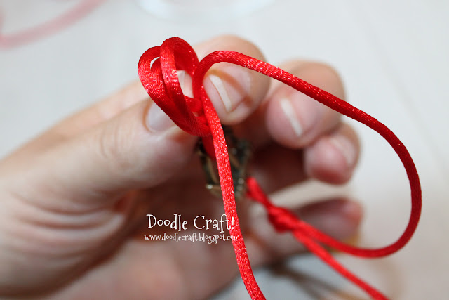 how to make a slip knot for bracelet