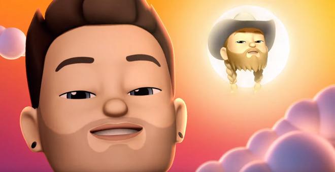 Apple Music – Ariana Grande + Memoji