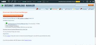 تحميل برنامج داونلود مانجر internet download manager  2019 برابط مباشر مجانا بدون تسجيل مدى الحياة