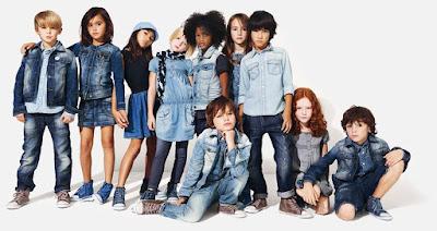 Academia de modelaje para niñas