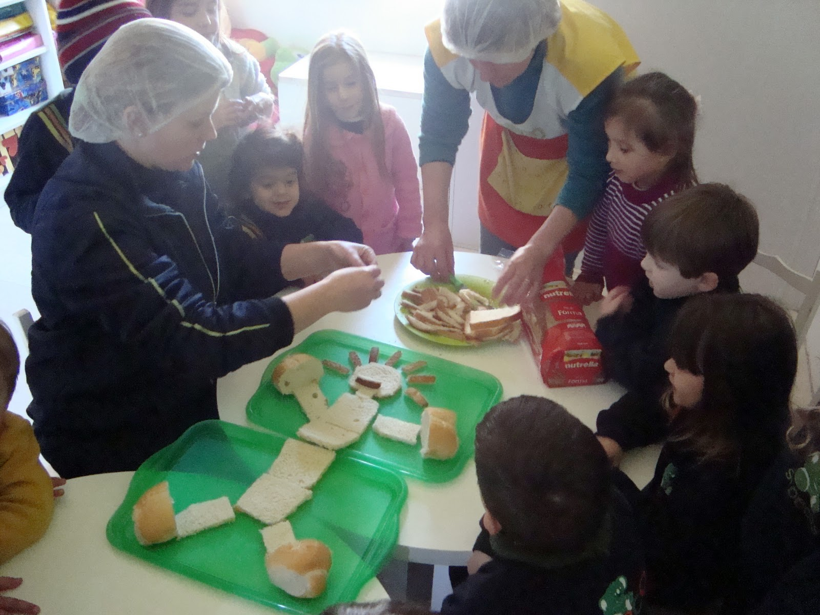 Escola De Educação Infantil Recanto Dos Sapecas: Projeto