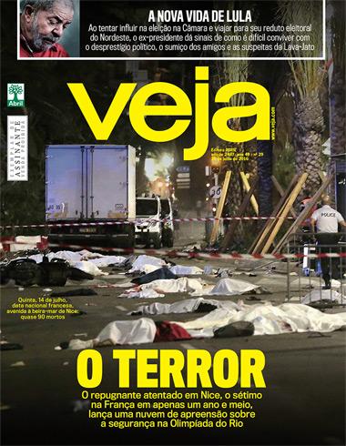 Revista Veja – Edição 2487